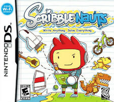 Super Scribblenauts VGC (Nintendo DS/2DS/3DS Game) Create Anything. NEW