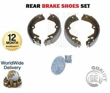 FOR NISSAN BLUEBIRD LAUREL 2.4 PRAIRIE PRIMERA T12 W10 C32  NEW BRAKE SHOES SET