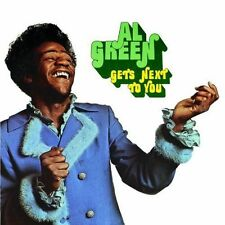 Gets Next to You 0767981114118 by Al Green Vinyl Album