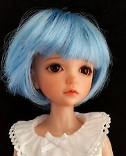 Monique BUBBLES Wig 6/7 for Little Fee Lati Dollzone Iplehouse YoSD Turquoise
