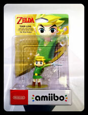 NINTENDO AMIIBO TOON LINK  THE LEGEND OF ZELDA WIND WAKER  3DS WII U SWITCH NEW