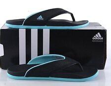 NEW Adidas Adilette Sandal C+ Summer Flip Flops Women 10 MED Black Thongs S81198