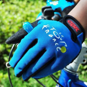Sport Cycling bicycle long finger full finger gloves spring autumn US