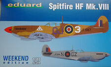 Eduard 1/48 EDK84132 Supermarine Spitfire HF.Mk.VIII  Weekend Edition Model Kit