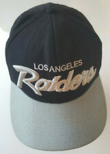 NFL LOS ANGELES RAIDERS~LA VTG Collection Hat Snapback~Mitchell & Ness-Authentic
