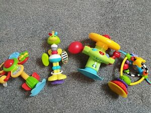 Baby Highchair Toys Bundle 💙❤