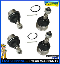Front Ball Joints Upper & Lower Suspension Kit 4 Pcs For 2002-2005 Ford Explorer