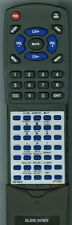Replacement Remote for MITSUBISHI 939P184030, RT939P184030, 939P184A3, HS423UR