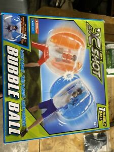 Zuru X Shot Bubble Ball - 4ft Inflatable Wearable Ball - Blue NEW IN BOX