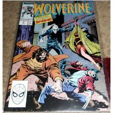 Wolverine (1988 1st Series) # 4...Published February 1989 by Marvel