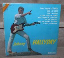 johnny hallyday  / viens danser le twist (original Lp philips standard B76534R)