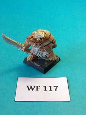 Warhammer Quest/Fantasy - Skavens - Classic Skaven Warrior - WF117