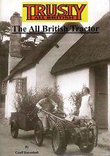 LIBRO TRATTORE: detenuto privilegiato: la tutti British Trattore, macchine vintage orticole