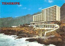 BR76795 tenerife hotel los gigantes al fondo los acantilados spain