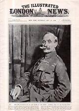 1918 London News October 19 - Hindenburg line is broken; Vladisvostok; Lusitania