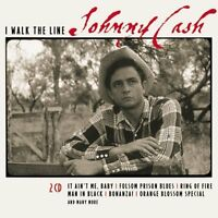 Johnny Cash I walk the line (compilation, 24 tracks, 2003) [2 CD]
