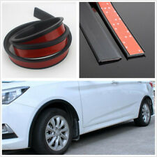 150cm Car Fender Flares Wheel Eyebrow Rubber Protection Strip Universal 2PCS