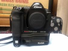 Kodak DCS 520 Digital SLR Camera Body Mint Condition Total Actuations: 2450