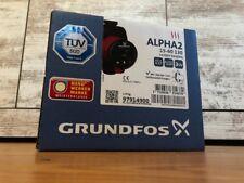 Neue Grundfos Alpha 2 15-60 130mm 97914900 Heizungspumpe Neu mit Rechnung
