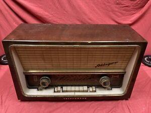 Röhrenradio Telefunken Allegro , Röhrenradio, Retro Radio Deko