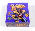 1992+Impel+Marvel+The+Uncanny+X-Men+Trading+Card+Box+Sealed+%2836+Packs%29+Purple