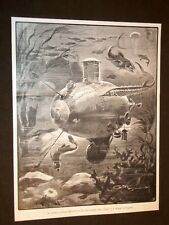 Invenzione Battello lavoratore sottomarino di Giuseppe Pino