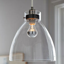 US Modern Contemporary Glass Ceiling Light Lighting Fixture Pendant  Lamp