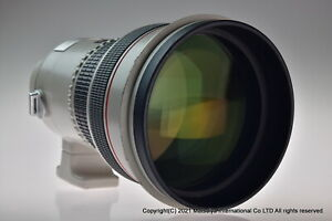 Canon EF 300mm f/2.8L USM Non-IS Excellent