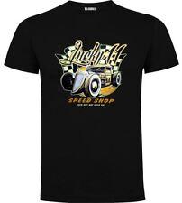 Wolkenbruch® T-Shirt Hot Rod Rockabilly Speed Shop Gr.M-XXXXXL
