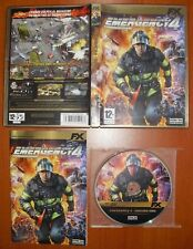 Emergency 4 - Edición Oro [PC DVD-ROM] FX Interactive, Versión Española