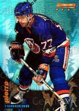 1994-95 Finest Bowmans Best Blue Refractors #9 Pierre Turgeon