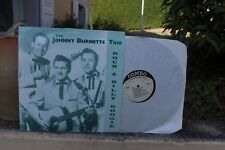 LP.  the johnny  burnette trio - rock a billy boogie