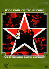 Rage Against The Machine 'Live At The Grand Olympic'  DVD
