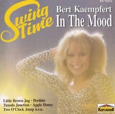 Bert Kaempfert (Orch.) In the mood-Swing time (16 tracks, 1973-78) [CD]