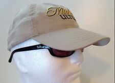 Michelob Ultra Tan Adjustable Cap Hat