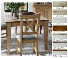 Tische im Landhaus-Stil aus Massivholz, Tischteile & -zubehör Einsetzbare Platte