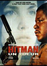 affiche du film HITMAN UN TUEUR 120x160 cm