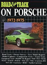 """""""Road & Track"""" On Porsche, 1972-75 (Brooklands Books Road Tests *Mint Condition*"""