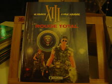 XIII TREIZE 1990 TBE ROUGE TOTAL