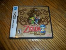 The Legend of Zelda Phantom Hourglass NTSC Nintendo DS NEW