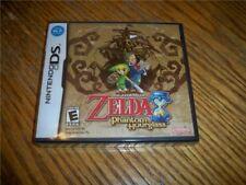 Nintendo Jeu DS - Legend of Zelda Phantom Sablier (us) (avec )
