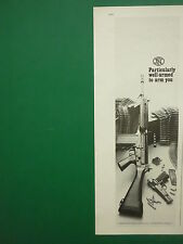 6/1976 PUB FN HERSTAL SA ARMEMENT MUNITIONS LIGHT ARMAMENT ORIGINAL AD