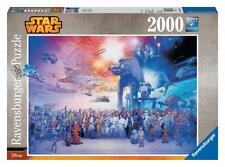 RAVENSBURGER JIGSAW PUZZLE DISNEY STAR WARS UNIVERSE 2000 PCS #16701
