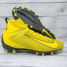 New listing Nike Vapor Untouchable Pro 3 TD Football Cleats Sz 10.5 Yellow Black 917165-701