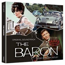 THE BARON original ITC TV soundtrack CD. Edwin Astley. New sealed.