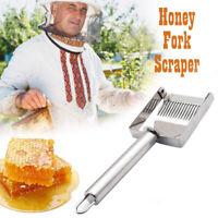Honigernte-Set Honig-Sieb Dr Liebig gabel Honig-Eimer Entdeckelungsgeschirr