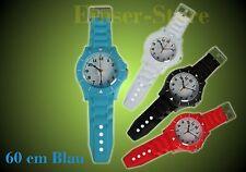Comme Ice Watch Wall Horloge murale Bleu 60cm+Batterie enfants