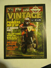 May 2008 issue 230 Vintage Views AHRMA Magazine  (BD-42)
