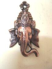 Lord Ganesha Ganesh Wall Hanging Statue Hindu Buddhism Sculpture Figurine