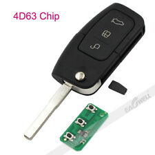 Remote Key 433MHZ With 4D63 Chip For Ford Mondeo Fiesta Focus C Max S Max Galaxy